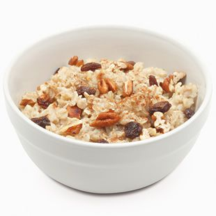 Wednesday, October 29, 2014 -- Happy National Oatmeal Day!