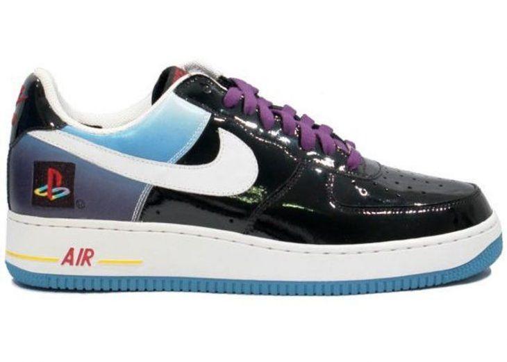 Nike rinde homenaje a la consola de PlayStation con estos