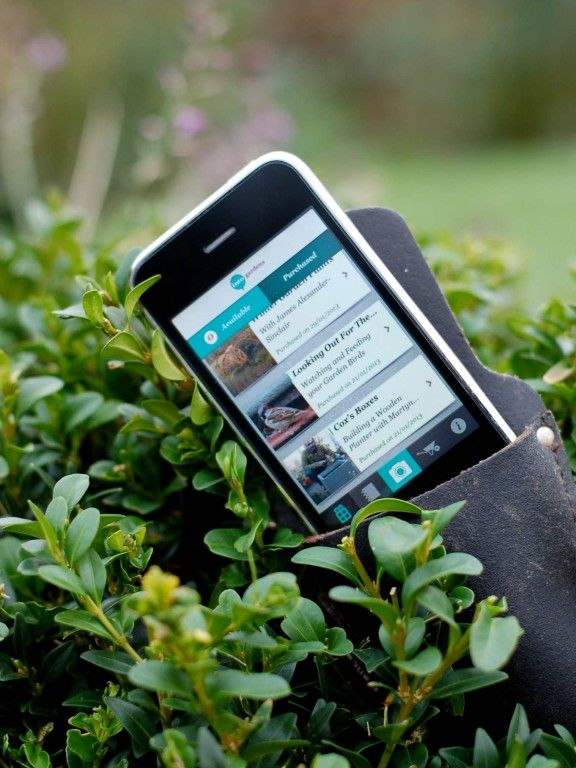 Gardens - intoGardens iPhone and iPad Apps