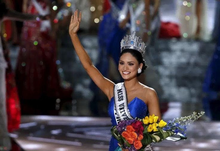 Steve Harvey Announces WRONG Winner of Miss Universe 2015