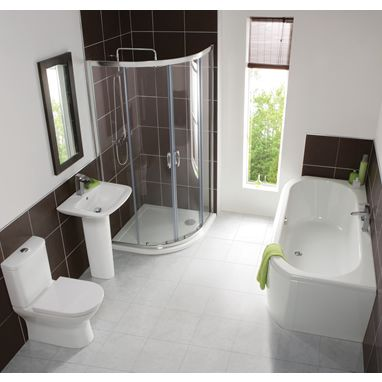 modern bathroom suites - Google Search