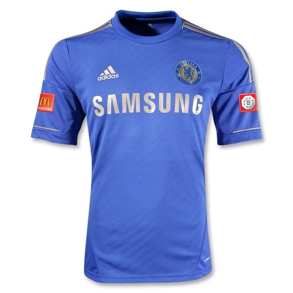 2899b0d83 ... czech chelsea 2012 community shield soccer jersey chelsea england adidas  chelsea fc home jersey 201415 psg