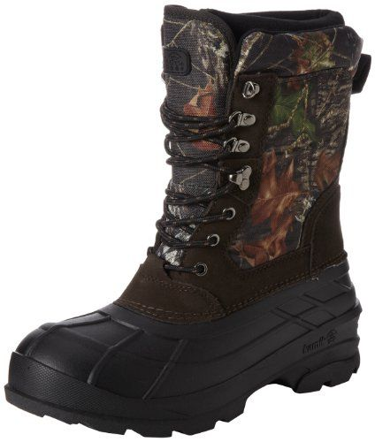 Kamik Men's Nation Camo Hunting Boot,Camo,13 M US | shopswell