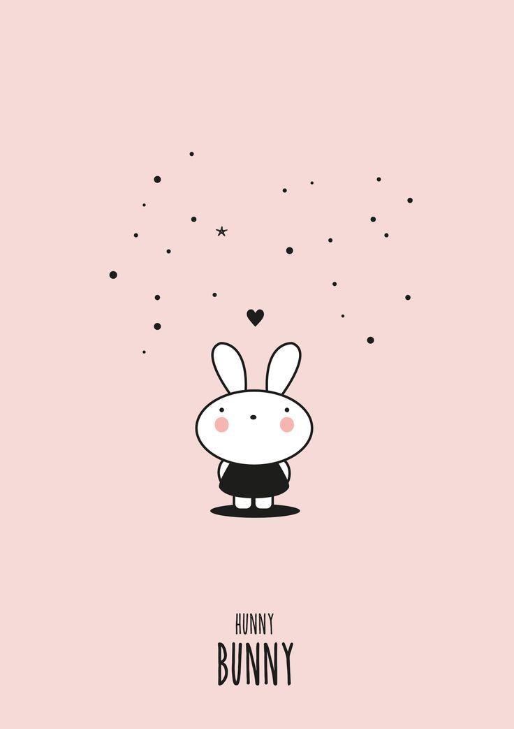 Bunny love ~ Conejo enamorado