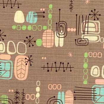 Mid Century Fabric Reproductions  Link: Tonic Living fabrics.