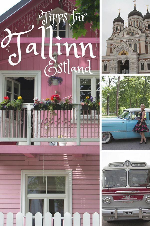 Die estnische Hauptstadt Tallinn wird – wie sehr viele andere osteuropäische Städte auch – als Reiseziel völlig unterschätzt. Zu unrecht! Denn diese Stadt im Baltikum ist absolut sehenswert! Hier meine 11 Tallinn Tipps für einen tollen Städtetrip. #tallinntipps #estlandreisen #städtetrip