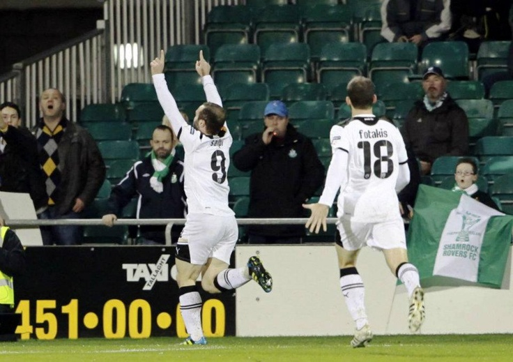 Shamrock Rovers - PAOK FC 1-3