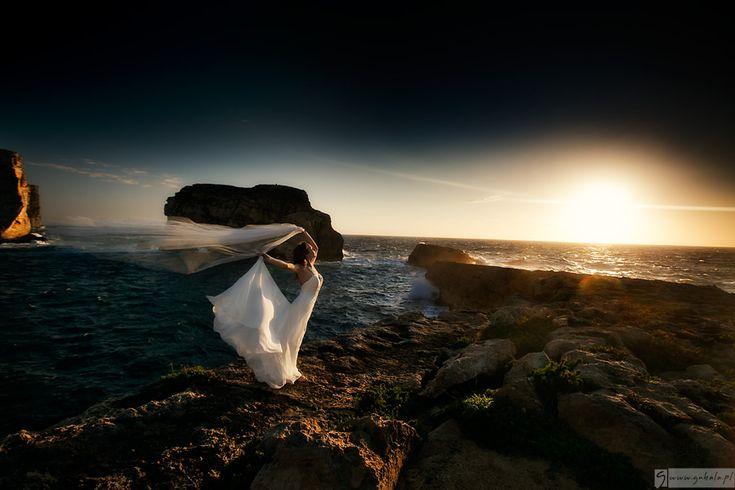 Malta i magiczne Gozo… Wedding outdoor session