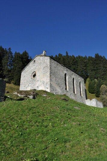 #Casaccia #Svizzera#rovine #San  #Gaudenzio