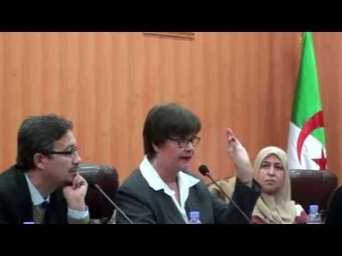 Marion Sigaut - Conférence à Batna en Algérie (1/3)