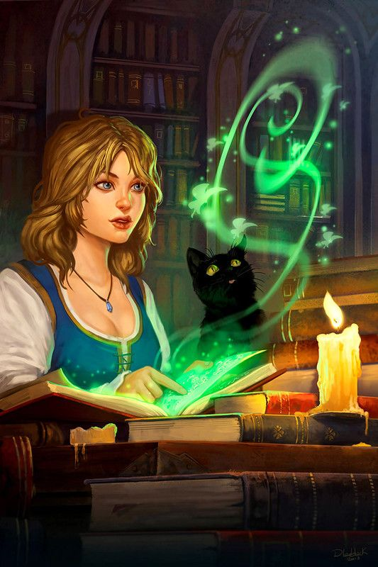 ливадии картинка академия волшебников романтический