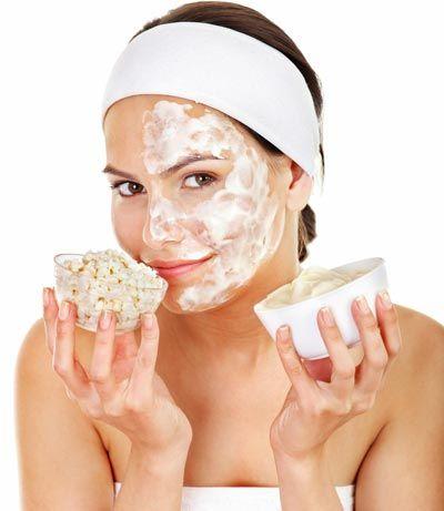 Gesichtsmaske gegen Mitesser selber machen