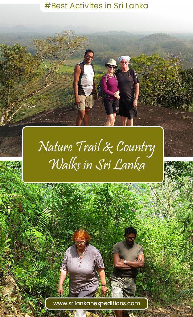 Trekking Tours Nature Trail In Sri Lanka Sri Lanka Jungle Trekking Tours Jungle Trekking Tours In Sri Lanka Nature Walk In 2020 Nature Trail Country Walk Sri Lanka