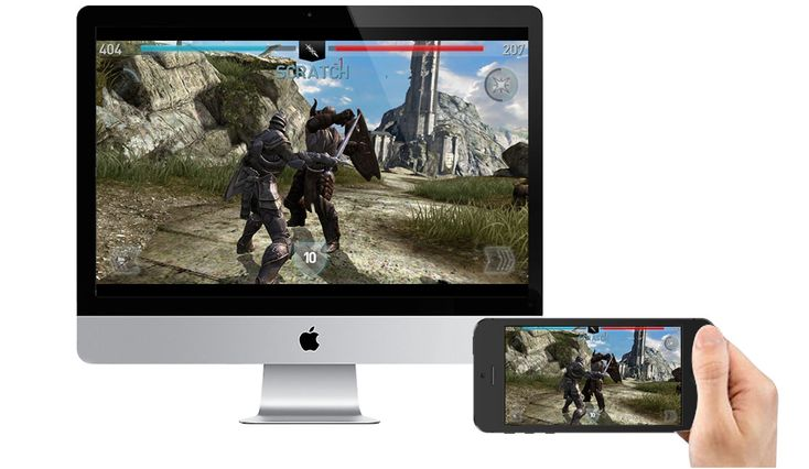 Truth be told, gaming is not the only area you can mirror to your Apple TV and Mac from your iOS device. #apps #review