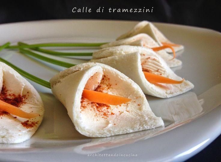 Architettando in cucina calle di tramezzini con tutorial for Ricette di cucina antipasti