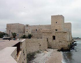 Castelo de Trani - Barletta-Andria-Trani - puglia IT