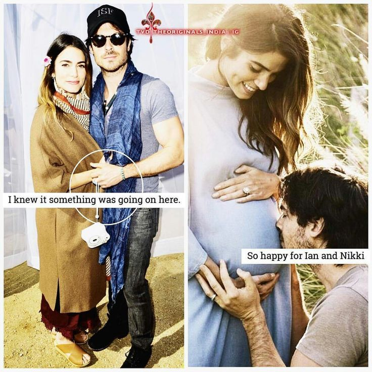 11 Best Somerhalder Reed Images On Pinterest: Ian Somerhalder & Nikki Reed Images