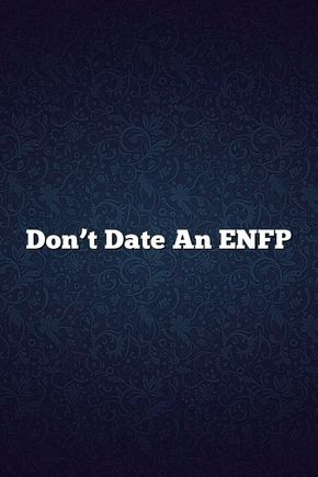 Isfj enfp dating