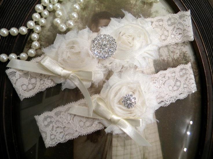 Items Similar To SALE GARTER Wedding Garter