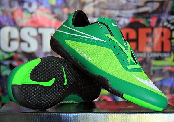 Nike Hypervenom Hijau KW Super Sol Ori Rp 200.000