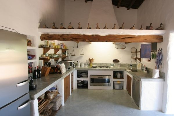 Rustic Villa Adamo Ibiza Kitchens Rustic Pinterest