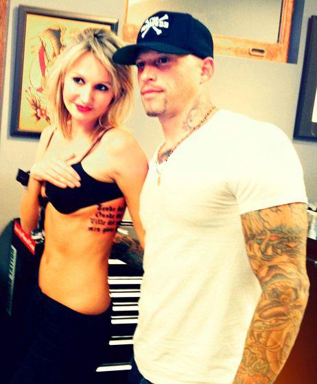 Great body!: Tattoo Eddie, Tattoo Time, James Tattoo