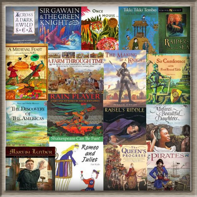SOTW2 books- Blue House Academy