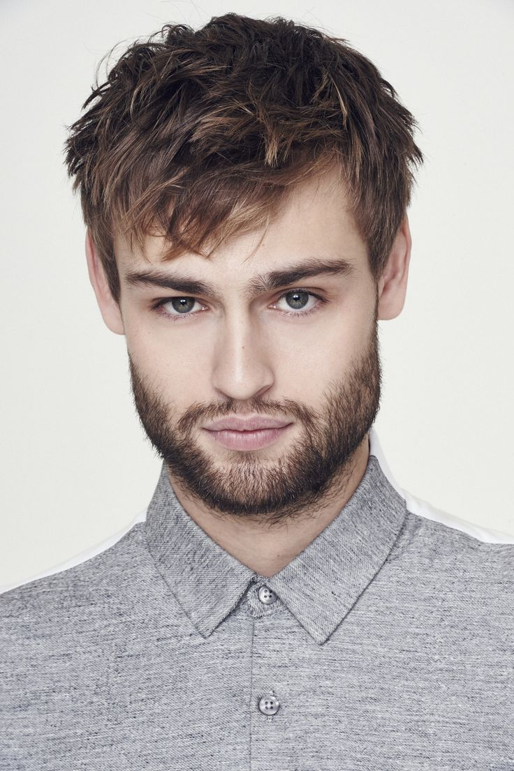 Douglas Booth models m...