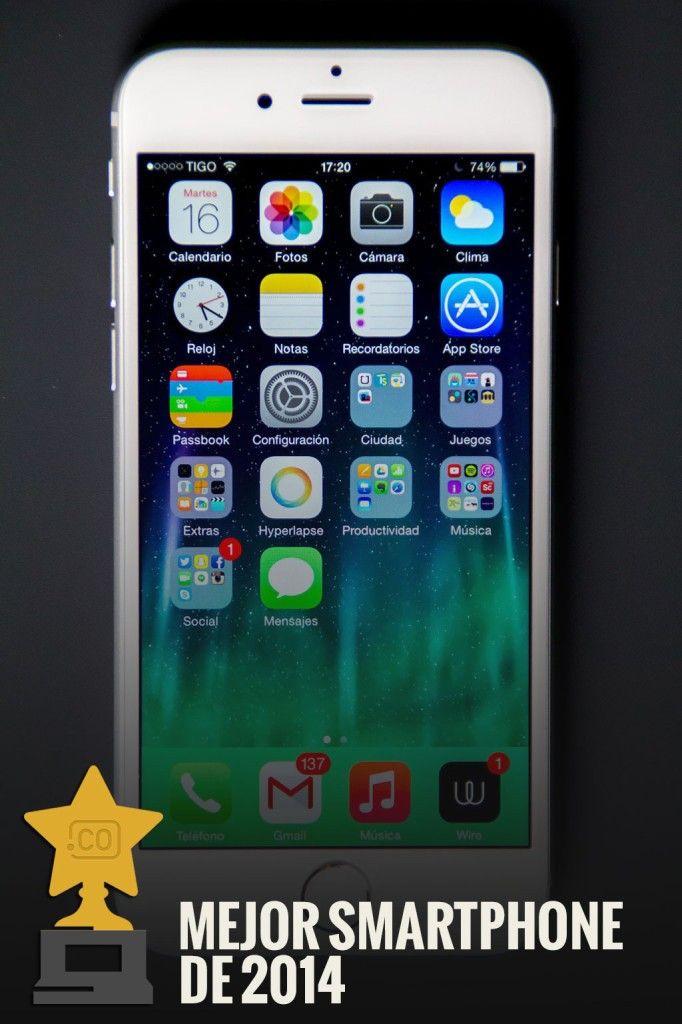Estos son los dos mejores teléfonos del año según ENTER.CO y según nuestros usuarios -->