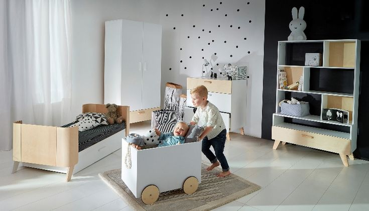 Husarska Design Studio: nowa kolekcja dziecięcych mebli dla Bellamy - PLN Design
