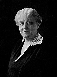 """Carrie Chapman Catt     Suffragette, founder of the League of Women Voters    """"The world taught women nothing skillful and then said her work was valueless. It permitted her no opinions and said she did not know how to think. It forbade her to speak in public and said the sex had no orators. It denied her the schools, and said the sex had no genius. It robbed her of every vestige of responsibility, and then called her weak. It taught her that every pleasure must come as a favor from men and…"""