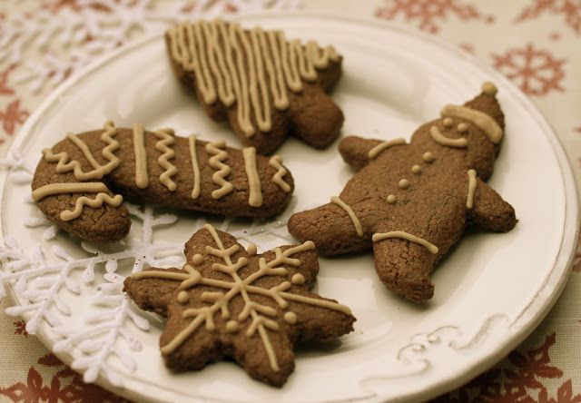 Mixing it up in HK: Gingerbread cookies
