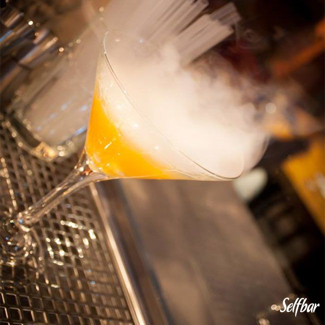 Selfbar! DIY cocktail στο κέντρο της Αθήνας #selfbar #cocktails #bar #athens #gazi