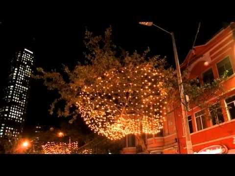 Bogotá lucirá con un espectacular alumbrado navideño