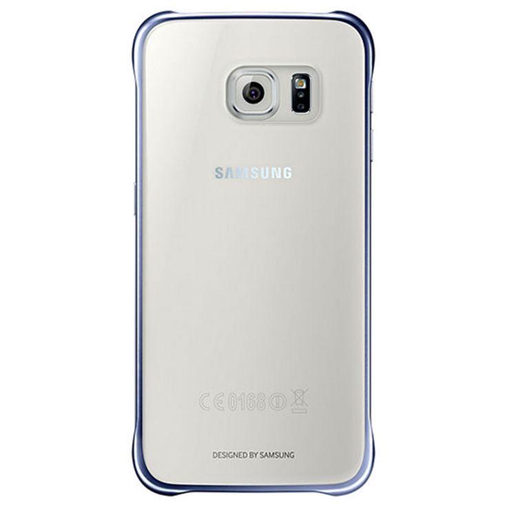 Samsung Galaxy S6 Clear Deksel EF-QG920BBEGWW - Svart