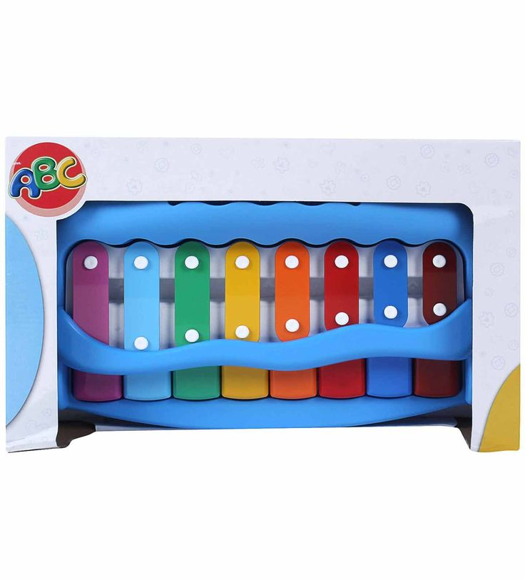 ABC My First Piano Toy  ABC My First Piano Toy  Children as young as 18 months can play little tunes with My First Piano. Help is provided in the form of song cards.