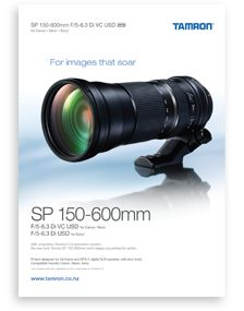 Click to download the Tamron brochure for this product
