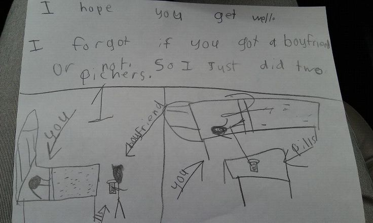 26 Hilarious Notes From Kids - Children Say The Darndest Things (17 of 26 Pics)