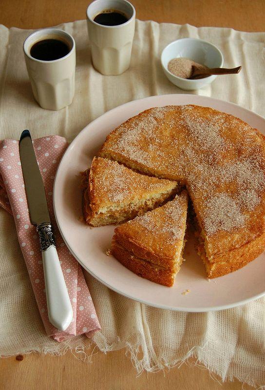 Churros cake / Bolo churros  an adorable Brazilian blog in English!