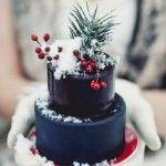Зимние торты - BrideTips | bridetips.ru