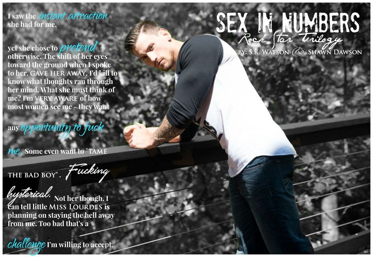 awesome Sex in Numbers by S.R. Watson & Shawn Dawson #BlogTour BEP @SRWatson_Author @ShawnSDawson     Book Title:Sex in Numbers Author:S.R. Watson & Shawn Dawson Genre:Erotica/New Adult Release Date:December8, 2015 Hosted by: Boo... Momohttp://bookenthusiastpromotions.com/sex-in-numbers-by-s-r-watson-shawn-dawson-blogtour/ ,  #BlogTour #Erotica #giveaway #NewAdult #Sexinnumbers #ShawnDawson #SRWatson SIN Teaser 2 ND