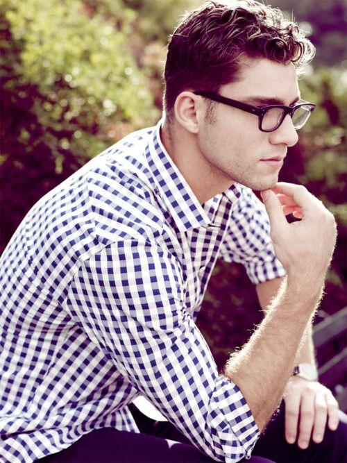 Men Clothing, Fashion Men, Gingham Shirts, Guys Fashion, Check Shirts, Men Style, Men Fashion, Plaid Shirts, Zachary Prell
