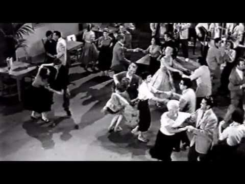Bill Haley - Rip It Up. Looks funner than grinding; I wish we danced like this nowadays.