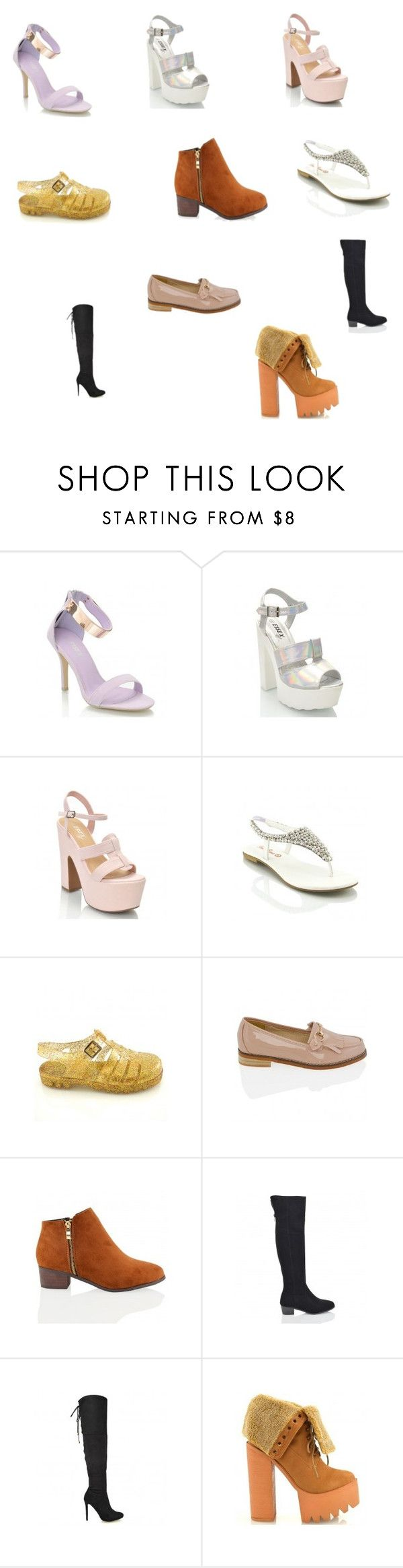 """Buy Ladies Shoes Online"" by essex-shoes ❤ liked on Polyvore featuring Jelly Belly"