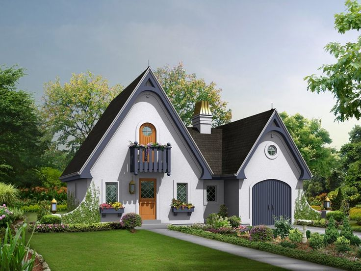 english cottage style house plans on 1935 cottage style house plans english cottage house plan first floor 0031 house plans and more english cottage house - Small English Home Plans