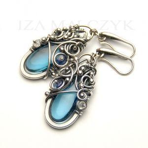 Cascata earrings :)