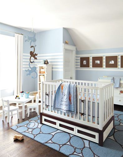 baby rooms baby boy monkey dinosaur nursery nursery room nursery