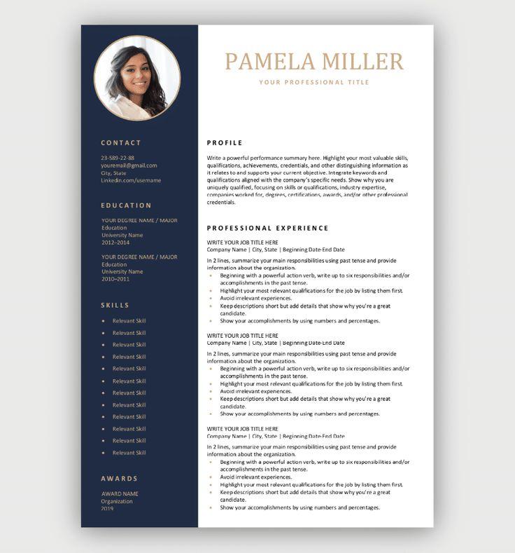 Free Resume Templates Download Now Free resume