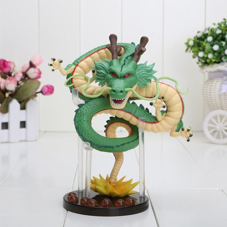 Anime Dragon Ball Z ShenRon ShenLong PVC Toy
