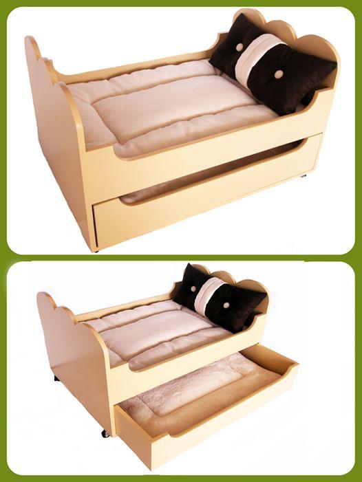 Las 25 mejores ideas sobre camas con cajones abajo en for Camas para perros de madera